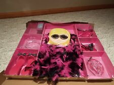 dream dazzlers glam girl accessory collection glasses hoes gloves purse phone