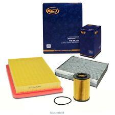 Inspektionskit für Ford Mondeo Iv Turnier Ba7 2.0 Tdci Galaxy Wa6 S-max Set2