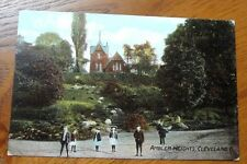 Ambler Heights Cleveland Ohio Antique Postcard - Used
