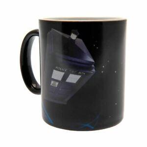 Doctor Who TARDIS Heat Change Mug