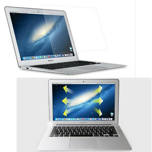 """2x Clear Tempered Glass Screen Protector Film for MacBook AIR PRO 11""""12"""" 13"""" 15"""""""