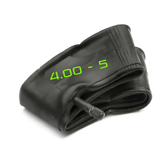 PAIR OF 4.00-5 330x100 Mobility Scooter Bent Metal Valve TR87 INNER TUBES 400 5
