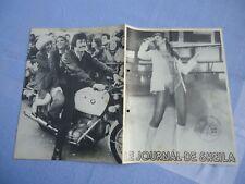 + LE JOURNAL DE SHEILA N°146 1979 TRINITA HAIR GUILLAIN 16 PAGES PERFORé PLIé
