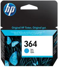 HP Nº 364 Encre Cyan cb318ee