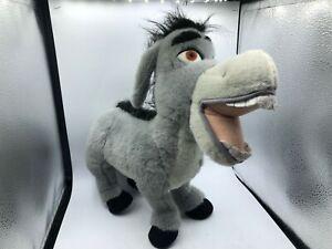 Large Universal Studios Shrek 4D Movie Donkey Plush Kids Soft Stuffed Toy Animal