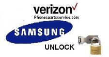 SAMSUNG Galaxy Note 2, i605 | Note 3, N900V  -  VERIZON Unlock  Service