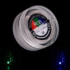 led submersible light battery waterproof underwater pool pond lighting