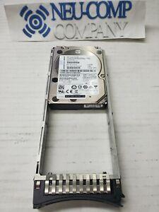 IBM 2078-AC69 V5000 Gen2 Storwize 1.2TB 10K 12GB SAS SFF HDD 01AC597 01EJ022