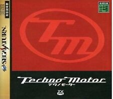 (Used) Sega Saturn Techno Motor [Japan Import]