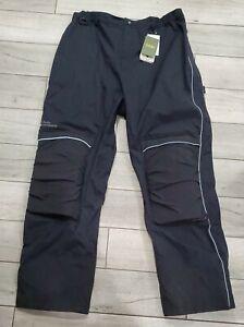 Cabela's Roughneck Dry Plus Black Hunting or Gear Pants for Men, 3XLT