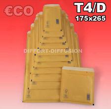 außen 120x175 1000x Premium Luftpolster Versandtaschen gold Größe A1 100x165mm