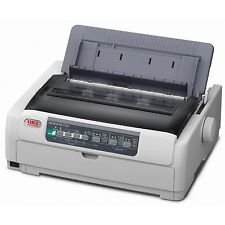 OKI Microline 5720eco 9-pin Dot Matrix Printer