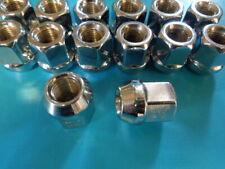 20x Radmuttern M12x1,5 Offen Kegelbund Chrom Muttern SW19 Verchromt RH Schneu 36