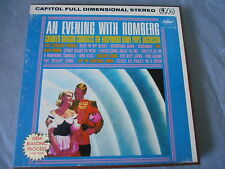 4 Track Reel Tape An Evening With Romberg Carmen Dragon Hollywood Pops