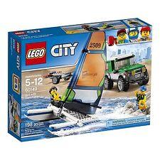 LEGO® City: 4x4 with Catamaran Building Play Set 60149 NEW NIB
