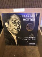 Murphy, Turk + Wally Rose  / The Music Of Jelly Roll Morton  / JCL 559 / SEALED
