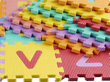 Numbers & Letters Baby Playmats