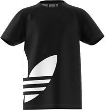 T-shirts noirs adidas pour garçon de 2 à 16 ans