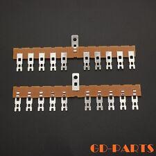 10-Pins Bakelite Tag board Turret Board Terminal Board for Vintage Audio DIY*10