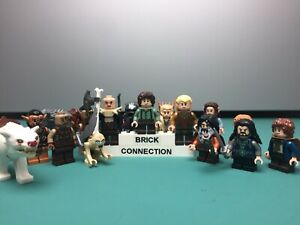Authentic LEGO The Lord of the Rings/The Hobbit Minifigures - YOU PICK