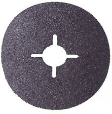 """Milwaukee 4-1/2"""" 24 Grit Aluminum Zirconium Sanding Disc (25 Pack) 48-80-0681"""