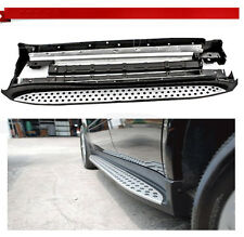06-11 Benz ML320 350 450 Aluminum Nerf Bar Running Boards Pair Set Step OE Style