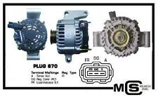 New OE spec JAGUAR X-Type 2.0 TD 03- 2.2 D 05- Alternator