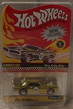 Hot Wheels Collectors.Com Nitty Gritty Kitty Club Car Series 1