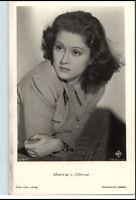 MARINA v. DITMAR Schauspielerin ca. 1950/60 Porträt-AK Film Bühne Theater