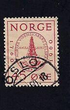 1960 NORWAY Videnskapers Selskab  Used (C)