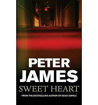 Sweet Heart by Peter James (Paperback) New Book