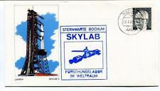 1973 SKYLAB 3 Launch Sternwarte Bochum Deutsche Bundespost NASA Shuttle Space