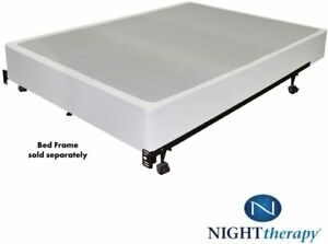 Box Spring, Twin Night Therapy 9 Inch High Profile Bi-Fold
