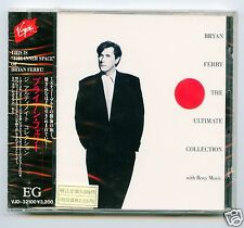 Bryan Ferry with Roxy Music/Ultimate Collection (Japan/1988 1st Press/Sealed)
