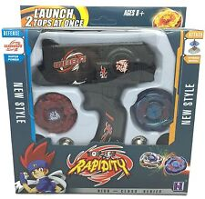 Beyblade 4D Set Metal Master Fusion Spinning Toys Fight Rapidity String Launcher