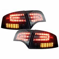 Satz LED RÜCKLEUCHTEN AUDI A4 8E B7 Limousine schwarz links rechts HECKLEUCHTE