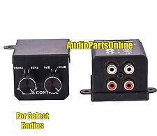 Universal Car Home Boat Amp Bass Controller RCA Gain Level Volume Control Knob