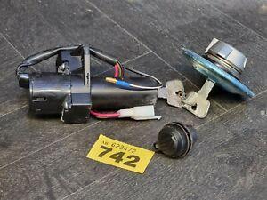 Ignition Switch Lock Seat Lock w/Keys Set for Yamaha YBR125 2002-2013
