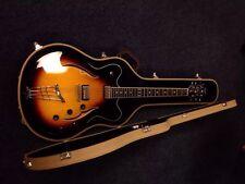 Stunning Hofner Verythin Special In Sunburst / Master Built In Germany / 2013