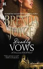 Deadly Vows by Brenda Joyce (2011, Paperback)