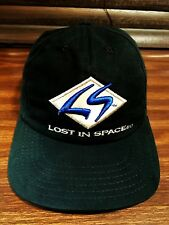 Vtg 1998 Lost In Space Snapback Hat Film Movie Release Cap Stone Science Fiction