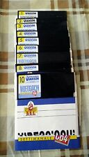 Lotto videogiochi floppy commodore vic20 c64 amiga nes atari mario zelda nec c16