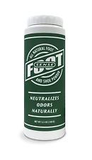 Natural Shoe Deodorizer Powder Foot Odor Eliminator - For Smelly Shoes, Body,