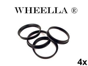 4x Set Felgen Zentrierringe 74,1 mm auf 65,1 mm Alufelgen TOP Qualität Hub Rings