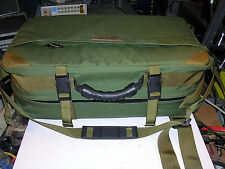 MIL SPEC EQUIPMENT CASE  22 Oz CANVAS  NEW  A GREAT CASE