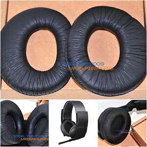 Ear Pads Cushion For Sony CECHYA-0080 Black PS3 Game Wireless Headphone Headsets