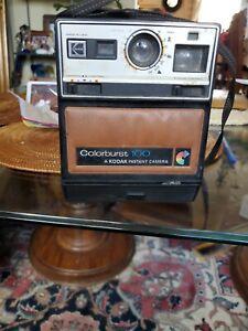 Kodak Colorburst 100 Instant Camera