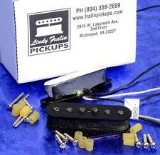 Lindy Fralin Blues Special Custom '60s Magnet Stagger Fender Tele Pickups Set