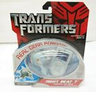 TRANSFORMERS MOVIE REAL GEAR NIGHT BEAT 7 ROBOT MUSIC PLAYER NEW SEALED TY
