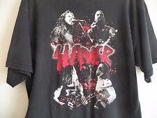 Vintage SLAYER 90s Tour Concert thrash metal Winterland Black Band music T-Shirt